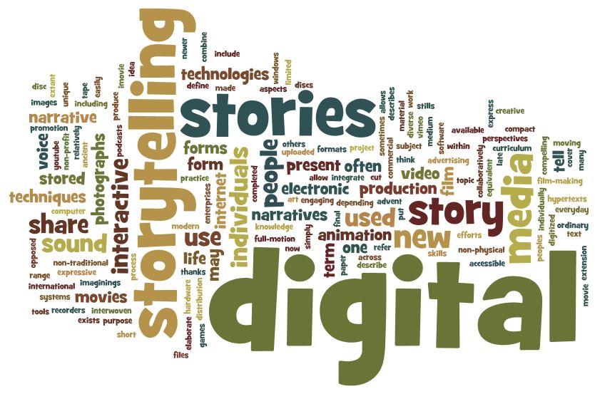 digital storyelling